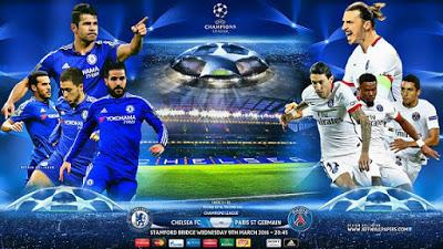 Chelsea-PSG: alineación, previa y promo. Octavos Champions 2016 (vuelta)