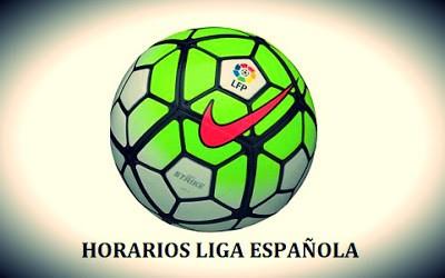 Horarios partidos sábado 5 de marzo: Jornada 28 Liga BBVA