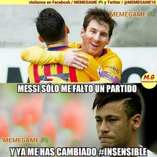 Los memes del Eibar-Barcelona más divertidos. Liga BBVA gol munir