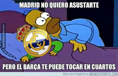 Los memes del sorteo de cuartos de Champions League 2016