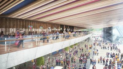 El Nou Camp Nou Espai Barça | Nuevo estadio FC Barcelona imagenes obras