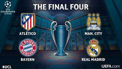 semifinales champions league 2016