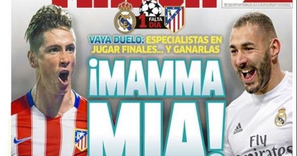 champions madrileña