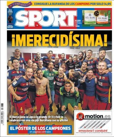 portada-spor-barcelona-campeon-2016