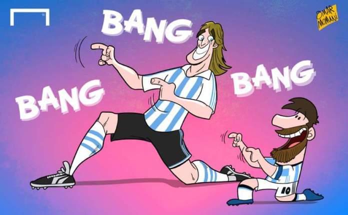 Memes Copa America semifinales
