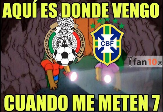 Memes Copa América 2016