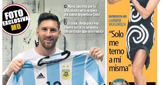 Leo Messi Copa América