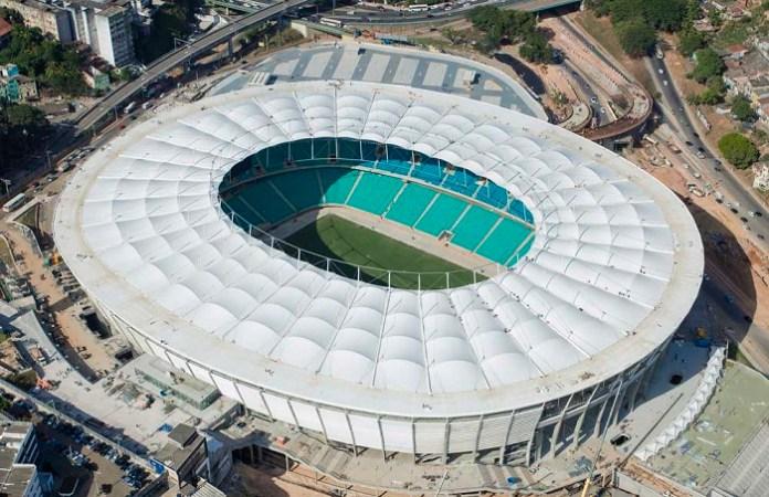 Estadio Arena Fonte Nova