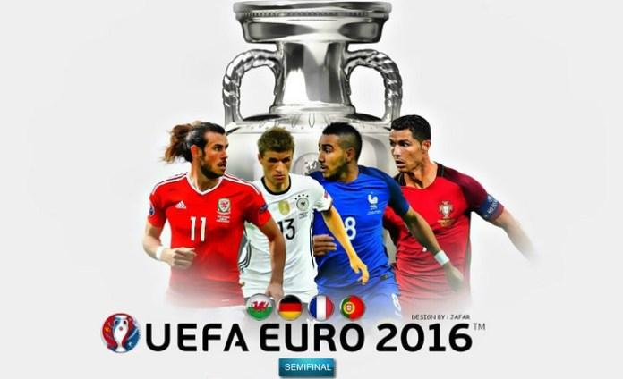 Alineaciones Semifinales Eurocopa