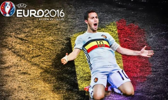 Eden Hazard 2016