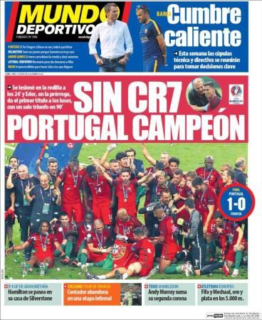 portada-mundo-deportivo-portugal-campeon