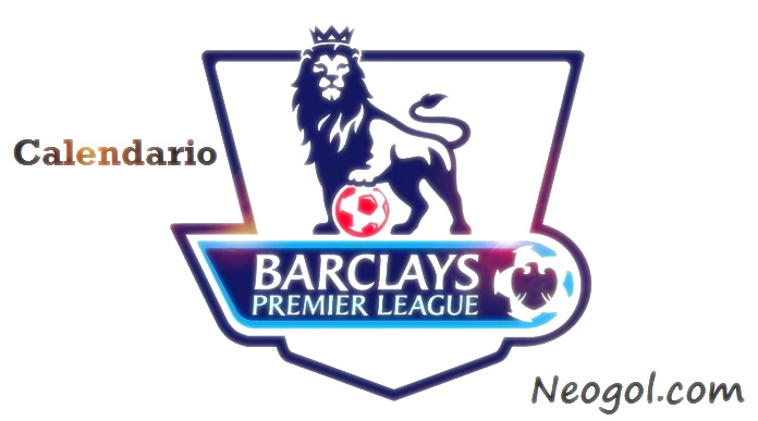 Calendario Premier League 2016 2017 Barclays Premier