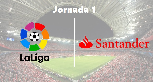 Alineaciones Jornada 1 Liga Española