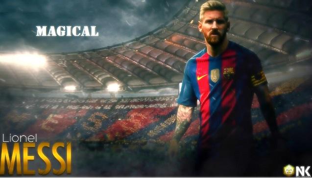 Lionel Messi Magical Skills