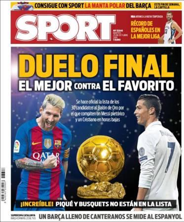 portada-sport-duelo-final-messi-ronaldo-balon-oro