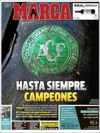 portada-marca-hasta-siempre-campeones-chapecoense