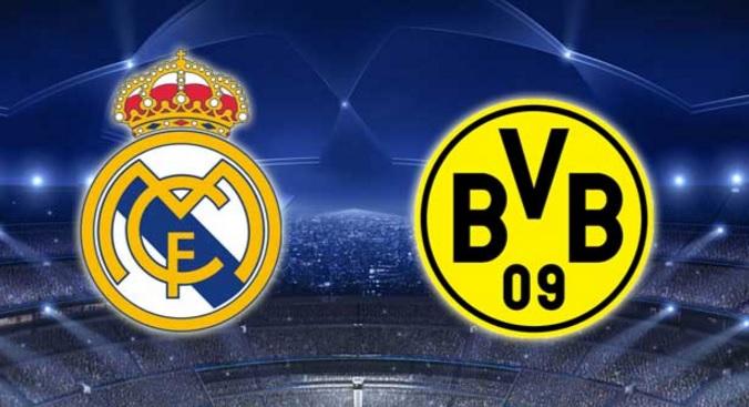 Alineación Real Madrid-Borussia Dortmund