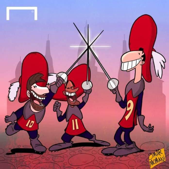 Memes Barcelona-Athletic Bilbao Copa del Rey