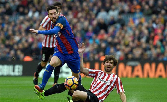 Barcelona-Athletic Barcelona 2017