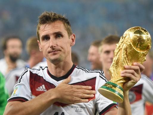 Miroslav Klose. Alemania.