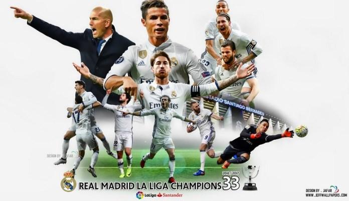 Real Madrid Campeones 2016-2017 La Película