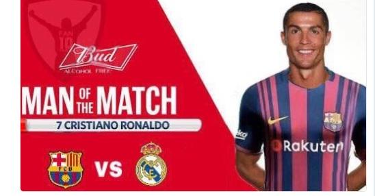 Memes Real Madrid-Barcelona 2017 ICC