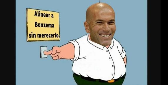 Memes Real Madrid-Levante LaLiga 2017