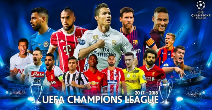 Tabla de Posiciones Champions League 2017-2018