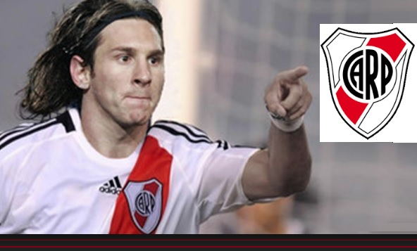 Messi River Plate