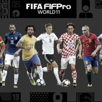 Once Ideal FIFPro World 2017 | El equipo ideal del año