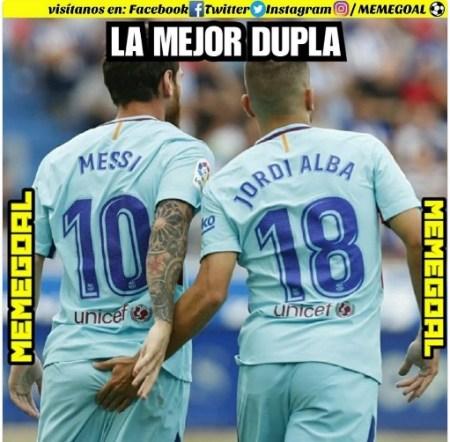 Memes Barcelona-Celta Octavos Copa del Rey 2018