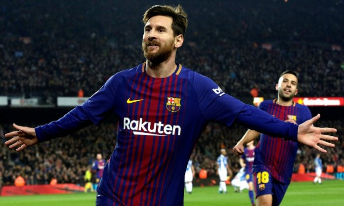 Barcelona 2-0 Espanyol Cuartos Copa del Rey