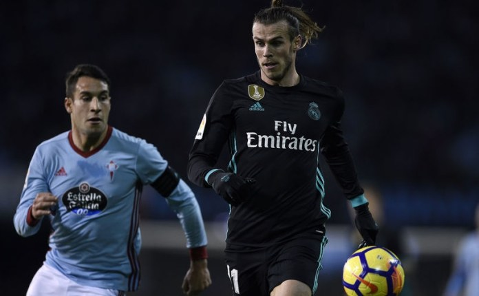 Celta de Vigo 2-2 Real Madrid Jornada 18