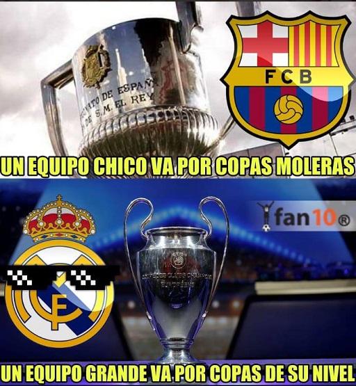 Memes Barcelona-Espanyol Cuartos Copa del Rey 2018