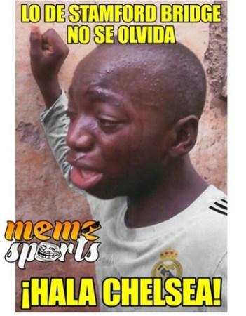 Memes Chelsea-Barcelona Champions 2018