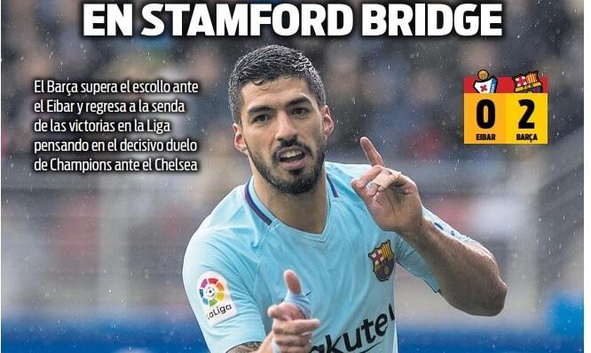 El Barça sufre ante el Ébiar