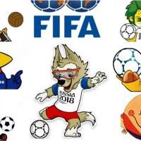 Mascotas y logos de los Mundiales de Fútbol de 1930 a 2018