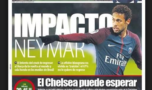 Impacto Neymar