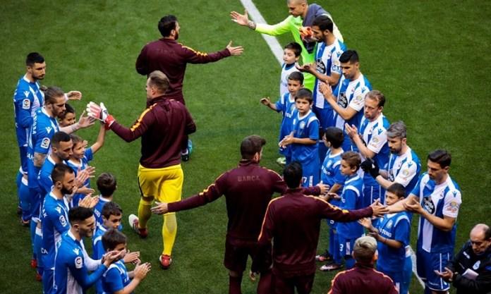 Imágenes Barcelona Campeón Liga Española 2018