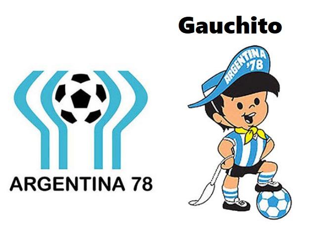 Logo y mascota del Mundial Argentina 1978: Gauchito