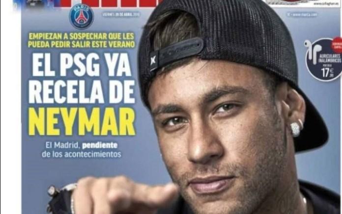 objetivo Neymar apunta al Madrid