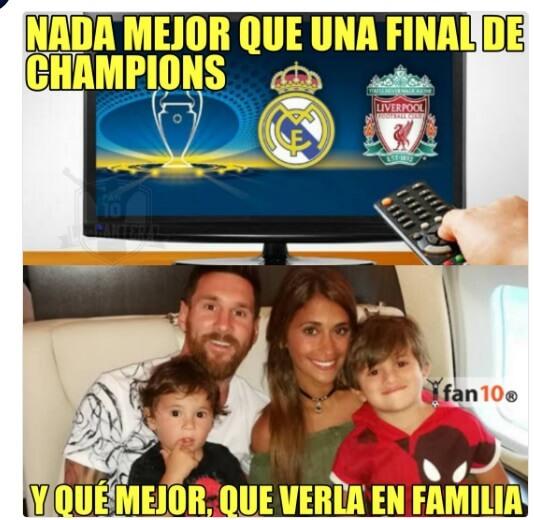 Memes final Champions 2018