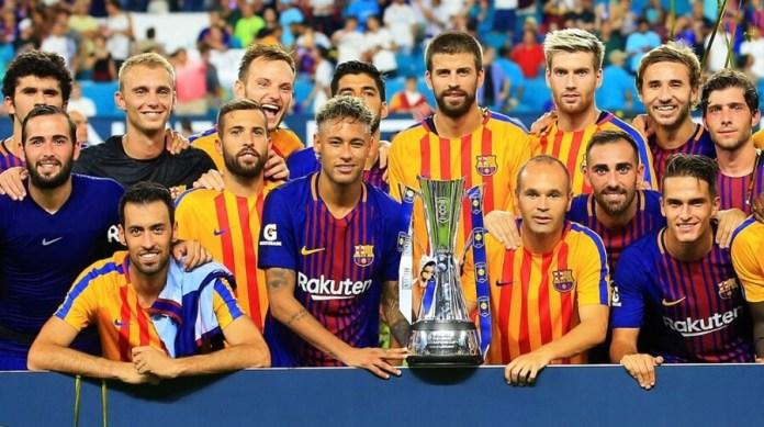 Barcelona Campeón ICC 2017