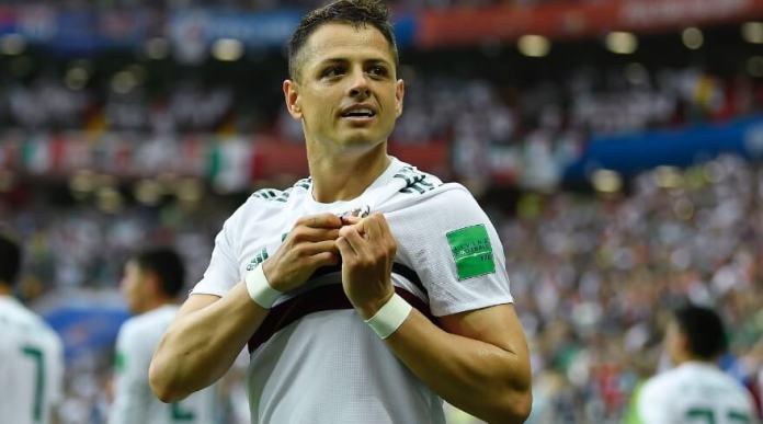 Corea 1-2 México Mundial Rusia