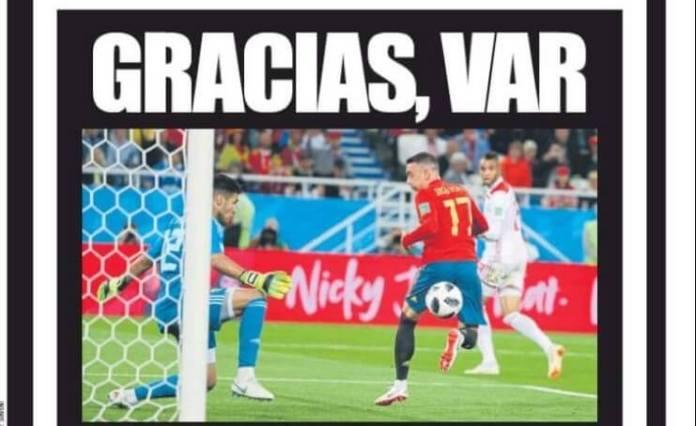 Viva el VAR