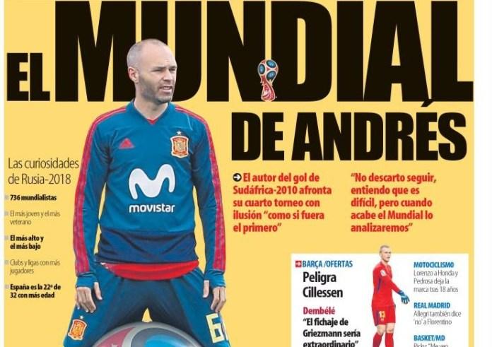 El Mundial de Andrés