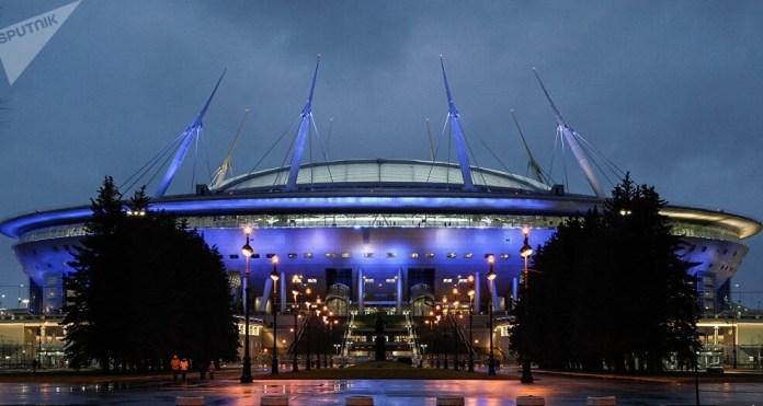 Estadio de San Petersburgo