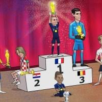 Récords y Curiosidades que nos ha dejado el Mundial de Rusia 2018