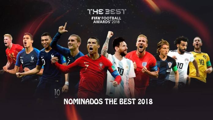 Candidatos FIFA The Best 2018