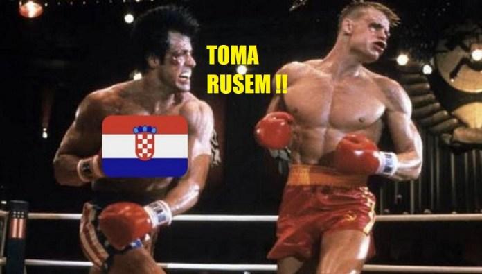 Memes Rusia-Croacia